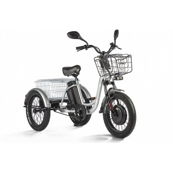 Трицикл Eltreco Porter Fat 700