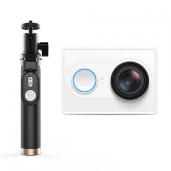 Экшн-камера Xiaomi Yi Action Camera Bluetooth Selfie Stick Kit (белый/white)